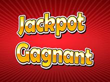 Играть в игровой аппарат Jackpot Gagnant на деньги