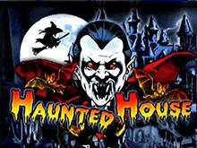 Играть в игровой автомат Haunted House онлайн с выводом
