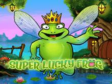 Если во время игры в Super Lucky Frog закончатся фишки — просто обновите страницу